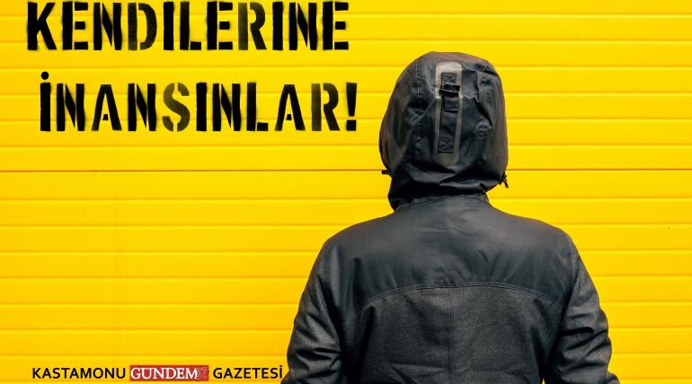 Kendilerine İnansınlar |Sınav Tarihleri| 7 Mayıs Kastamonu Gündem Gazetesi