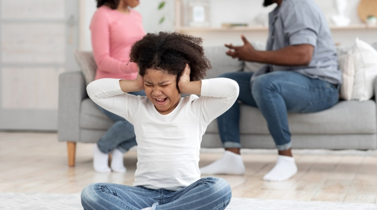 Çocuklarda ve Ebeveynlerde Öfke Yönetimi