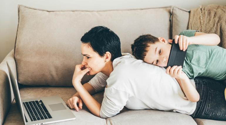 Çocuğunuzun Ekran Süresi Hakkında Suçlu Musunuz?
